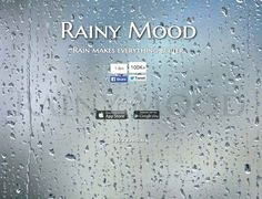 Rainy Mood: | 35 Surprisingly Useful Websites You Never Knew You Needed