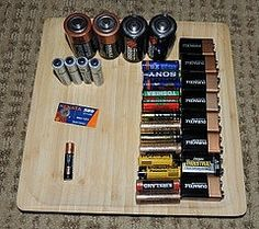 How to Recharge Alkaline Batteries - Backdoor Survival