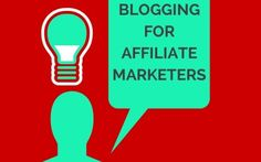 New Post Today on PACAre you an Affiliate Marketer? https://poweraffiliateclub.comBlogging For Affiliate Marketers