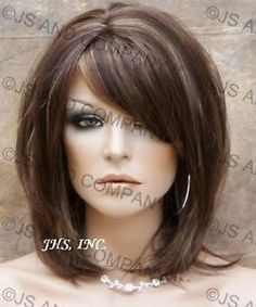 Delightful-NEW-STYLE-Layered-Straight-Brown-Auburn-mix-WIG-TRDD