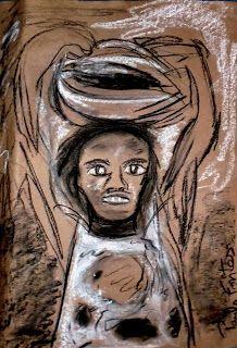 Arte Moderna & Contemporânea: Mãe África 3