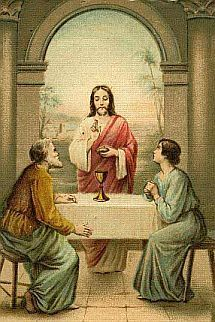 GRACE BEFORE MEALS Bless us, O Lord and these Your gifts which we are about to receive from Your bounty. Through Christ our Lord. Amen.
