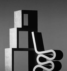 Wiggle Side Chair by Frank Gehry (1972)