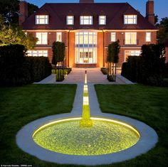 Astonishing £40m eight-bedroom mansion complete with hi-tech security features controlled by an iPad for sale on north London Billionaires' Row