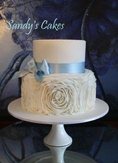 Sandy's Cakes - Susan's Rose Ruffles