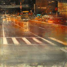 Home - Pedro Rodriguez Garrido Times Square, Park Avenue, Cityscapes, Canvas, Travel, Oil, Urban Landscape, Scenery, Tela