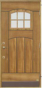 寒冷地仕様 65ミリ厚 輸入玄関木製ドア 348,900 円