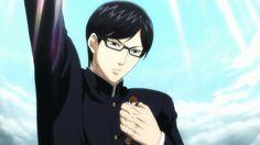Cool, cooler, coolest - Sakamoto desu ka? - http://sumikai.com/mangaanime/special/cool-cooler-coolest-sakamoto-desu-ka-127409/