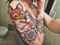 40 Fox Tattoo Ideas That Will Blow Your Mind