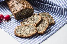 Ořechovosemínkový chléb