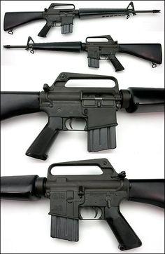 AR-15 SP1 Colt Rifle