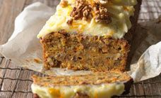 Curtis Stone's Carrot Cake With Cream Frosting Recipe - Cakes