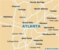map of hartsfield jackson atlanta airport atl orientation and maps for atl atlanta airport