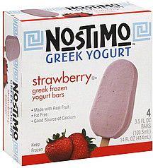 how to make frozen greek yogurt bars