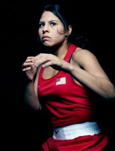 Olympic Women's Boxing, Marlen Esparza, flyweight, i like her spirit- i saw her story
