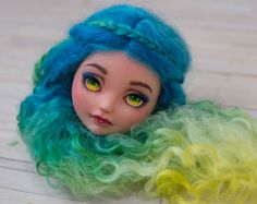 OOAK Madeline Hatter Ever After High custom doll by by WillStoreMe