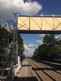 Behelfsbrücke Grub