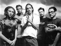 Incubus <3 My first love. Pics like this make me wish I could find Vinny Vince Vince.