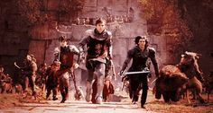 You are asked to help the Narnians to fight for there freedom and kingdom