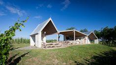 Wine Terrace and Spa / Gereben Marián Architects