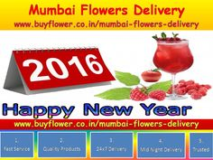 New Year 2016 Everybody Can Send #Flowers, #Sweets, #DryFruits, #Toys And So Many Products to Your BROTHER AND SISTER By This Website >>  http://www.buyflower.co.in/mumbai-flowers-delivery