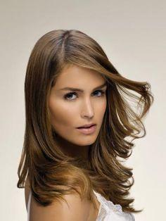 couleur teinture cheveux noisette recherche google - Coloration Cheveux Marron Glac