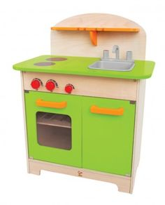Hape Gourmet Chef Kitchen, $130 | Best Gifts for Kids This Christmas - Parenting.com