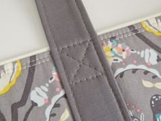 Mrs H - the blog: How to sew a cross in a square without stopping (just pausing)