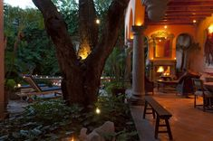 A Grand and Gracious Mexican Home. Casa San Miguel is a grand and gracious Mexican home that resonates warmth, style and elegance. Recently featured in Arch...
