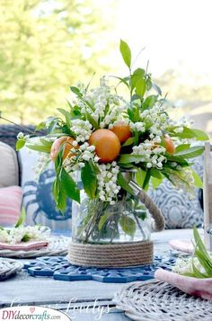 Joyful Summer Home Tour www.lemonstolovel… Oranges & Blossoms Floral Display Sponsored Sponsored Joyful Summer Home Tour www.
