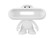 Beats By Dre pill character -White $49.95  $35.98