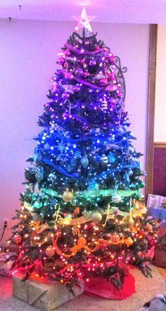 La decoración de Navidad se centra ahora toda nuestra atención ya que se acerca la Navidad y queremos daros las mejores ideas para decorar el árbol de Navidad este año.
