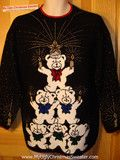 1000+ images about Tacky, Ugly Christmas Sweaters Rock on ...
