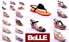 BeLLE lábbelik különleges megjelenést és egyediséget képviselnek a mai hazai cipőkínálatban. Akik szeretnek kitűnni a tömegből vagy szeretik, ha a figyelem rájuk irányul azoknak a legjobb döntés lehet egy BeLLE cipő. A BeLLE cipők gyártása során használt alapanyagok minősége kiemelkedik, így garantáltan elégedett lesz ezzel a cipőmárkával.  www.valentinacipo.hu