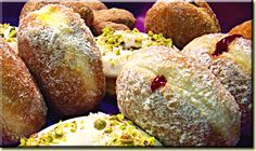 Pippin doughnuts.  I heard someone describe them as 'like crack'. Krispy Kreme doesn't come close.
