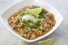 Healthy Plate: Light color, deep flavor — a healthy white chili | The Salt Lake Tribune