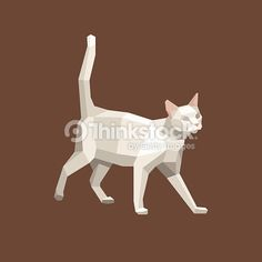 cat abstract art vector - Google Search Abstract Animals, Abstract Art, Google Search, Cats, Gatos, Kitty Cats, Cat Breeds, Kitty, Cat