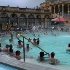 """Mi piace"": 23.8 mila, commenti: 1,213 - Living Europe (@living_europe) su Instagram: ""Having fun and relax at beautiful Széchenyi Medicinal Bath ~ Budapest, Hungary TAG your BEST…"""