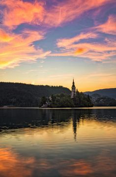 Backpacking Romania - How to travel to Bucharest on a budget. Budget guide, price list, travel guide, and all sorts of information for affordable travel. Prague Travel Guide, Travel Europe, Best Free Apps, On Golden Pond, Bled Slovenia, Lake Bled, Sunset Landscape, Bucharest, Beautiful World