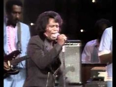 """JAMES BROWN """"DOING IT TO DEATH."""" (1983) LIVE AT THE BEVERLY THEATER."""