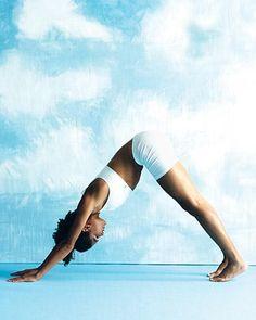 #yoga downward facing dog