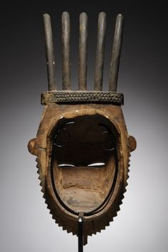 Lot n°49  Baule Mask Work In Africa, Auction, Ivoire, Wwi, Picasso, 1930s, United Kingdom, York, Collection