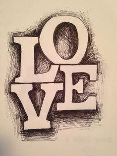 Image result for cute love heart drawings drawings for Pretty ways to draw letters