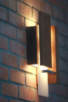 Modern Wood Lamps