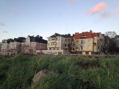 Eira in Helsinki, Etelä-Suomen Lääni Beautiful Homes, Most Beautiful, Moving Overseas, First Home, Helsinki, Four Square, Villa, Mansions, House Styles