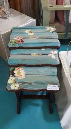 caixas em mdf decoradas vintag