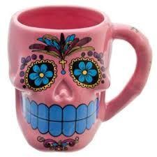 Image result for pink coffee mug