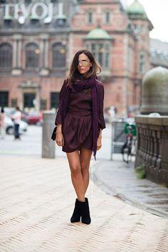 plum. Evangelie in Copenhagen. #StyleHeroine