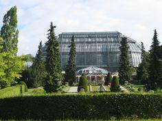 botanical garden berlin.