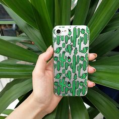 Cactus Overload Phone Case For IPhone 7 7 Plus 5 5s 5c and IPhone 6 and 6 Plus